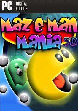 Maze Man Mania 3D
