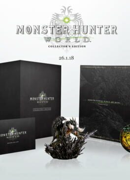Monster Hunter: World – Collector's Edition