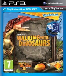 Wonderbook: Walking with Dinosaurs