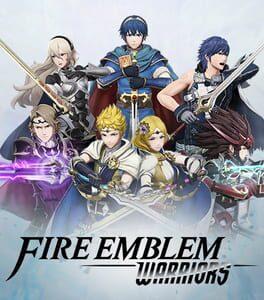 Fire Emblem Warriors cover art