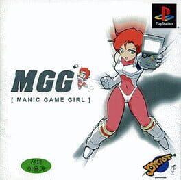 Manic Game Girl