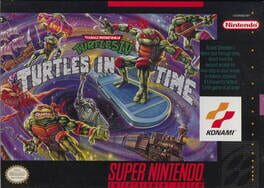 Teenage Mutant Ninja Turtles: Turtles in Time
