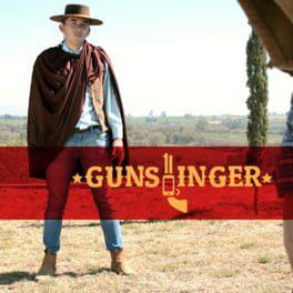 Gunslinger, the first old west duel simulator