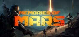 Buy Memories of Mars cd key