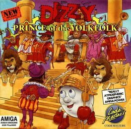 Dizzy: Prince of the Yolkfolk