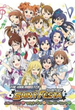 THE iDOLM@STER: Shiny Festa Rhythmic Record