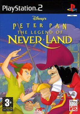 Disney's Peter Pan – The Legend Of Never Land