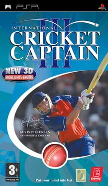 International Cricket Captain III