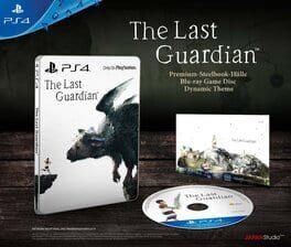 The Last Guardian Steelbok Edition