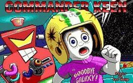 Commander Keen - Goodby, Galaxy!: The Armageddon Machine