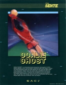 Goalie Ghost