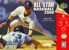 All-Star Baseball 2000