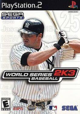 World Series Baseball 2K3