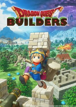 постер игры Dragon Quest Builders