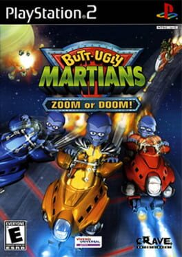 Butt-Ugly Martians: Zoom or Doom