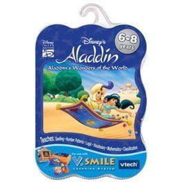 Aladdin's Wonders of the World