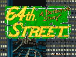 64th Street – A Detective Story