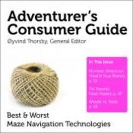Adventurer's Consumer Guide