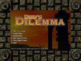 Diib's Dilemma