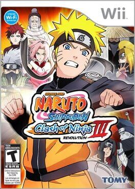 Naruto Shippûden: Clash of Ninja Revolution 3