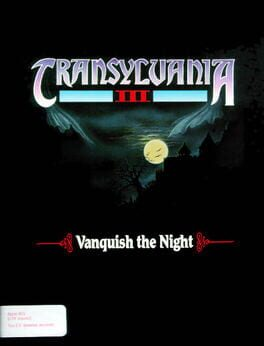 Transylvania III: Vanquish the Night