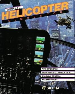 3-D Helicopter Simulator