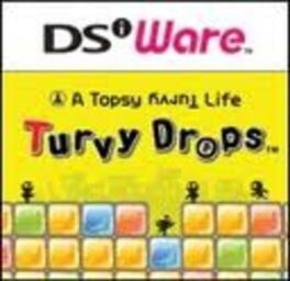 A Topsy Turvy Life: Turvy Drops