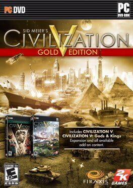 Sid Meier's Civilization V: Gold Edition