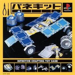 Panekit: Infinitive Crafting Toy Case