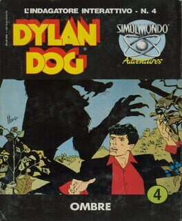 Dylan Dog: Ombre
