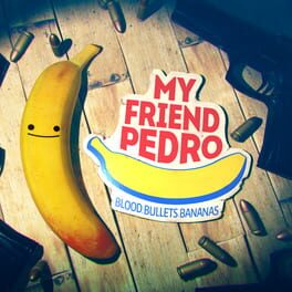 My Friend Pedro - Cover Image
