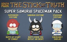 South Park: The Stick of Truth – Super Samurai Spaceman Pack