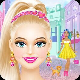 Fashion Girl – Makeup and Dress Up Game
