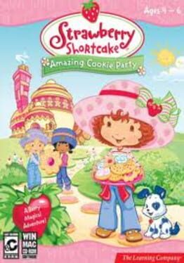 Strawberry Shortcake: Amazing Cookie Party
