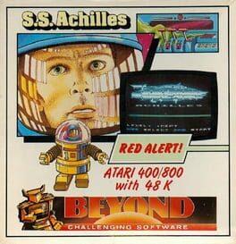 SS Achilles – Red Alert!