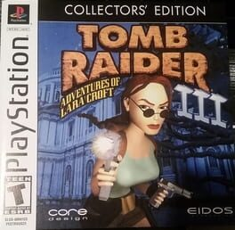 Tomb Raider III Adventures of Lara Croft Collector's Edition