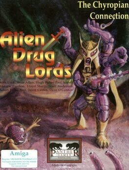 Alien Drug Lords: The Chyropian Connection