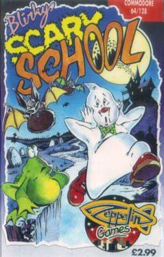 Blinky's Scary School