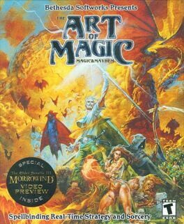 Art Of Magic: Magic & Mayhem