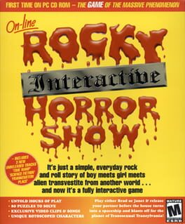 The Rocky Interactive Horror Show Game