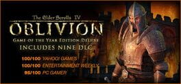 The Elder Scrolls IV: Oblivion – Game of the Year Edition Deluxe