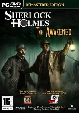 Sherlock Holmes: The Awakened – Remastered Edition