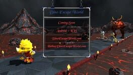 Dino Escape World: SURVIVAL ADVENTURE THRILLER