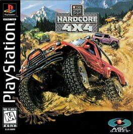 TNN Motor Sports Hardcore 4×4