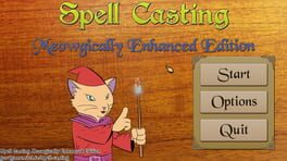 Spell Casting: Meowgically Enhanced Edition