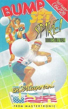 Bump Set Spike!: Doubles Volleyball