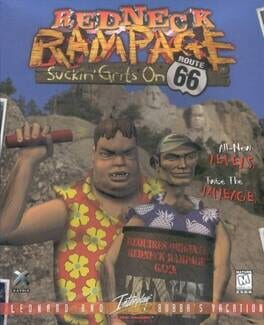 Redneck Rampage: Suckin' Grits on Route 66
