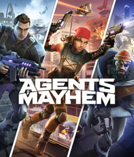 Buy Agents of Mayhem PC  CD key – compare prices