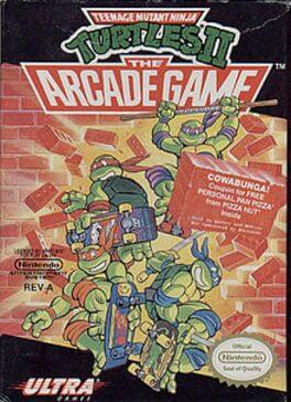 Teenage Mutant Ninja Turtles: The Arcade Game