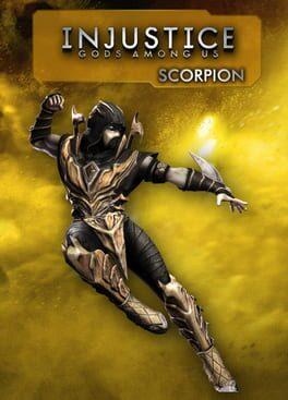 Injustice: Gods Among Us Scorpion